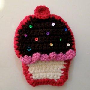 my cute cuppycake gift card holder